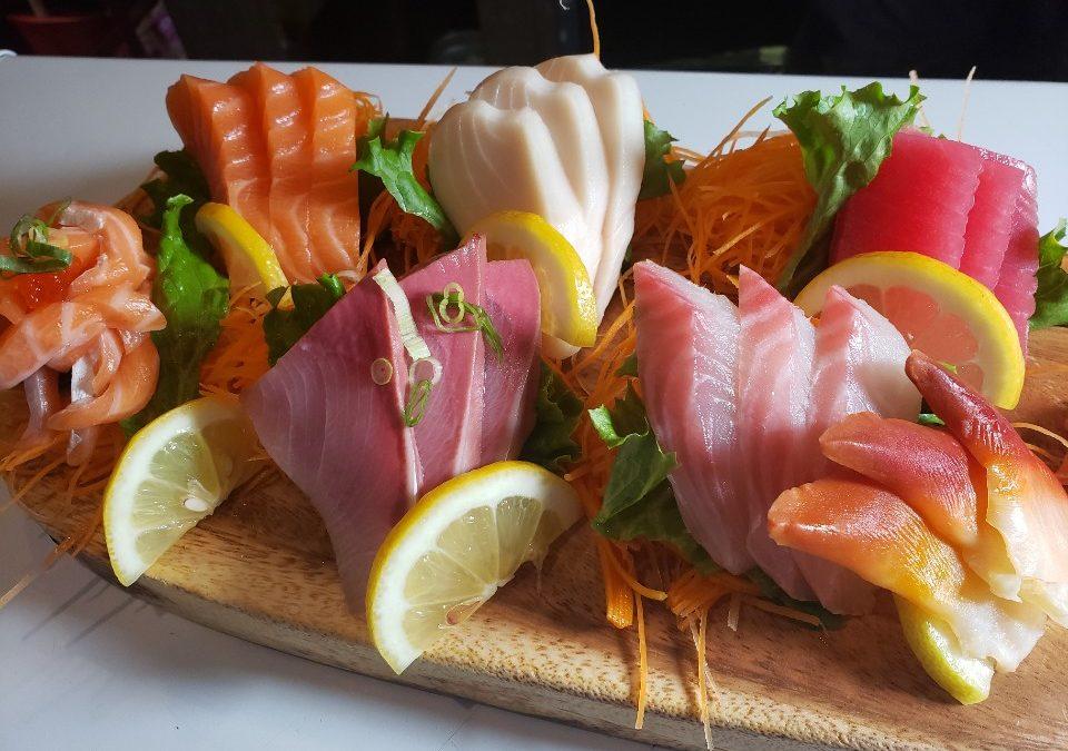 Cove sashimi