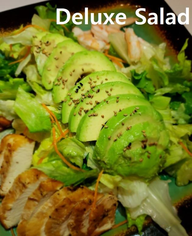 Deluxe SaladDeluxe Salad
