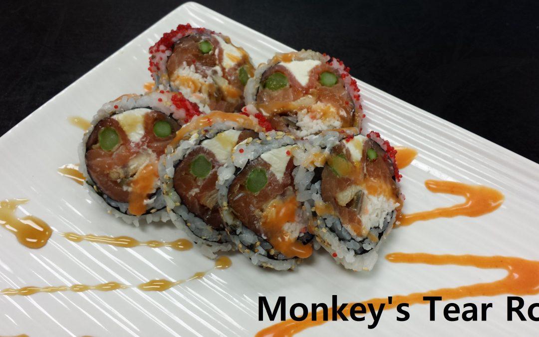 Monkey's Tear Roll (6pc)