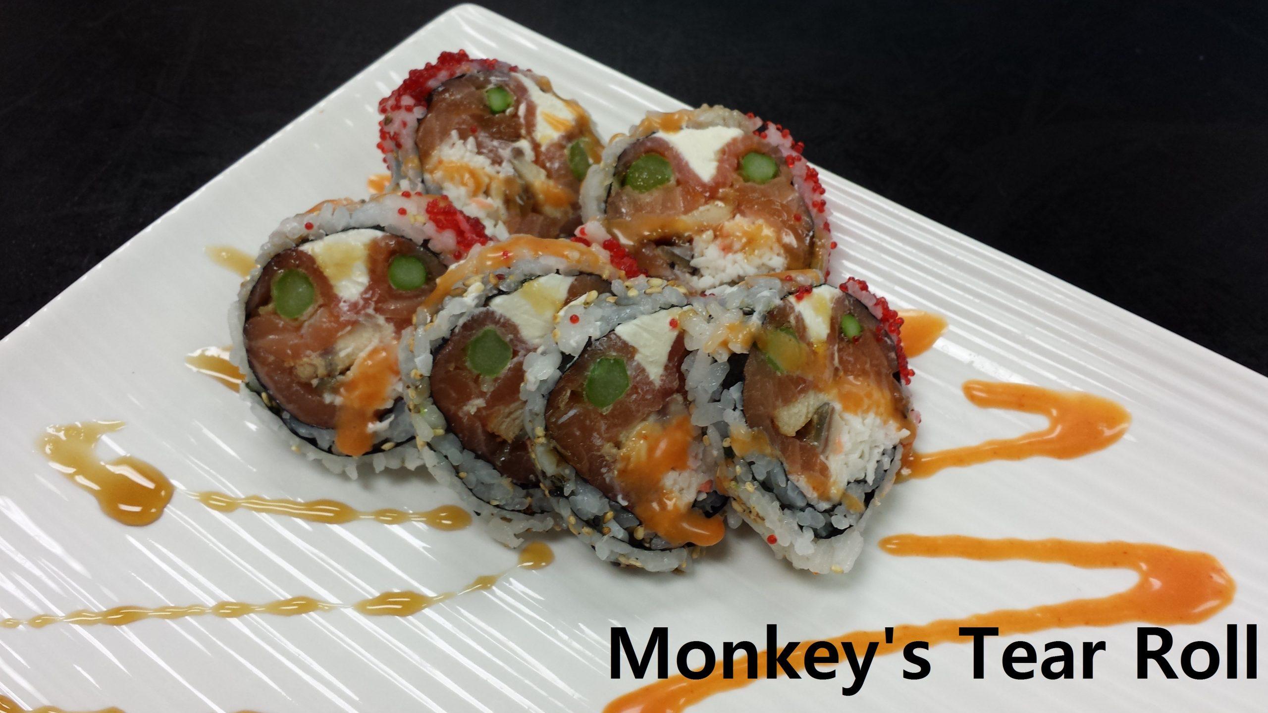 Monkey's Tear Roll