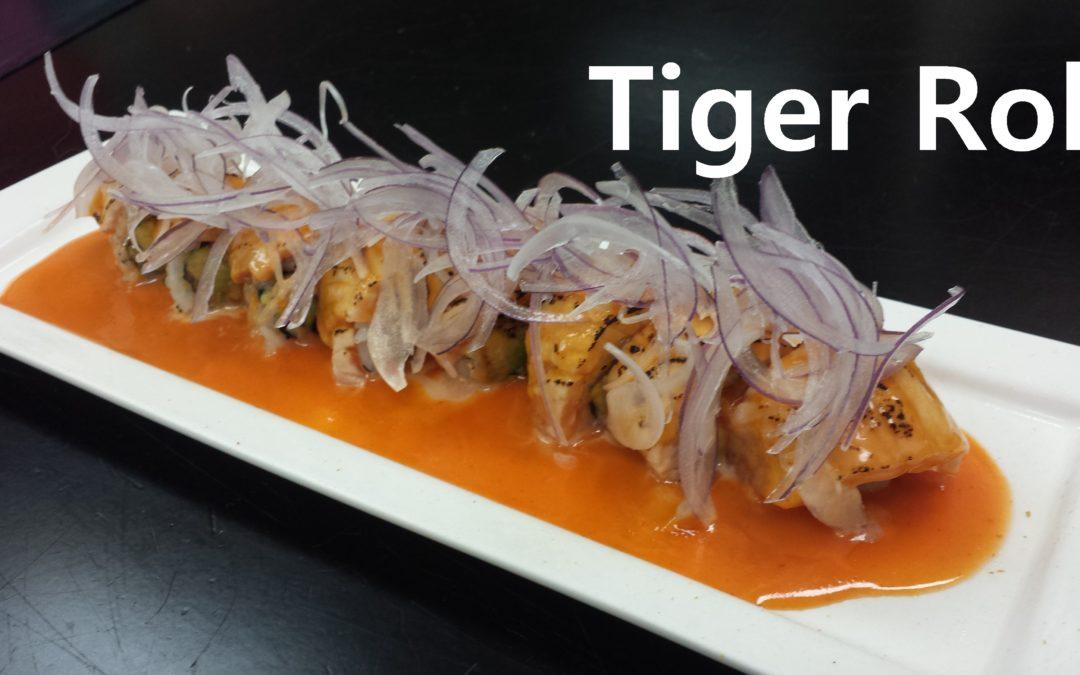 Tiger Roll  (8pc)