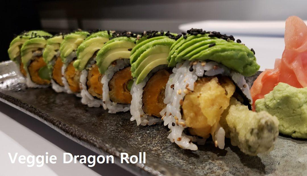 Veggie Dragon Roll
