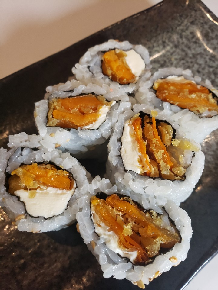 cheese yam roll