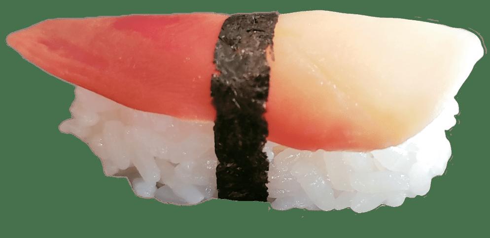 sulf clam sushi