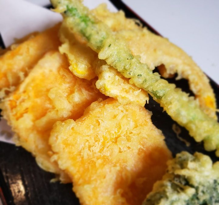 Vegetable Tempura (7pc)